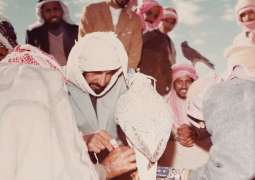 Sheikh Zayed: First Falconer and Nature Protector