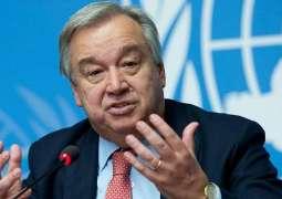 UN Secretary-General Appoints New Head of Assistance Mission in Somalia - Press Release