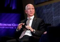 Amazon CEO Bezos Slams Trump for 'Demonizing' Media