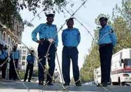 Eight outlaws held, three bikes and 1.330 kg hashish recovered from Islamabad