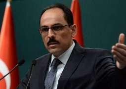 Turkey, Russia, Germany, France Insist on Political Solution in Idlib -Erdogan's Spokesman