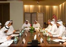 اللجنة التنفيذية لمجلس التنسيق السعودي الإماراتي تجتمع لمتابعة سير العمل على استراتيجية العزم والمشاريع المشتركة