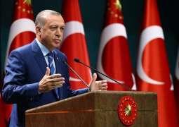 Erdogan Says Opening of Border With Armenia Impossible Until Nagorno-Karabakh Settlement