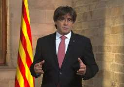 Puigdemont Says Will Not Run in EU Parliament Elections as Flemish N-VA Party Candidate