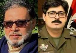 CM Buzdar, ex-IGP Imam render apology in Pakpattan DPO transfer case