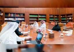 عمار النعيمي يترأس اجتماع مجلس تنسيق العمل الخيري في عجمان
