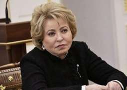 Russian Upper House Speaker to Visit S. Korea in Early October