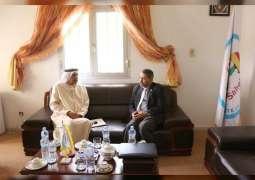 سفير الدولة لدى موريتانيا يلتقي الأمين الدائم المساعد لتجمع دول الساحل