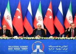 Russia-Turkey Idlib Agreement Important Step in Eliminating Terrorists in Syria - Tehran