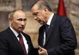 Putin, Erdogan Agree to Establish Demilitarized Zone in Idlib by Mid-October