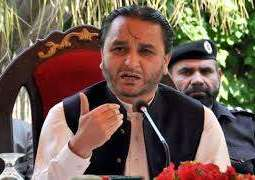 Ongoing development projects be completed timely: Chief Minister Gilgit Baltistan Hafiz Hafeezur Rehman