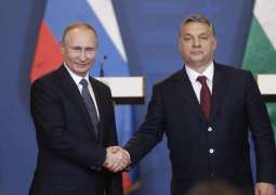 Orban Says Asked Putin to Expand Hungary-Russia Financial Cooperation