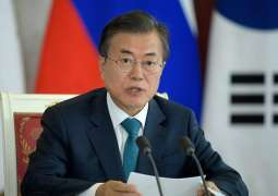 North, South Korea Cooperation to Help Boost Mutual Relations With Russia, Europe - Moon