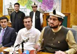 Govt to protect country's interest at any cost, GB Govt to be extended full support: Shahryar Khan Afridi