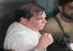 حنیف عباسی دی اٹک جیل منتقلی، اڈیالا جیل وچ سرچ آپریشن