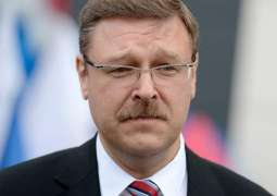 Russian Lawmaker Kosachev Says Will Take Part in UN General Assembly's Session in US