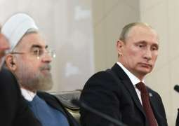 Putin Says Ready to Increase Anti-Terror Cooperation With Iran After Ahvaz Attack- Kremlin