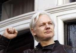 Moscow Denies Contacting Assange's Associates, Ecuadoran Embassy Over Alleged Escape Plan
