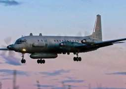 Russian Military Says Will Release Detailed Information on Il-20 Crash in Syria on Sunday
