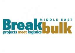 Inaugural Breakbulk Middle East to kick-off in February 2019