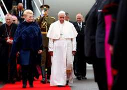 Pope Says Latvia Major Cultural, Political Center of Baltic Region