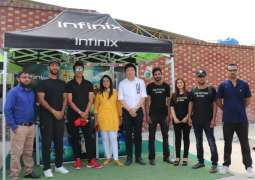 Reach For The Stars With Infinix Kay Sultans