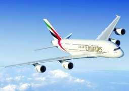 طيران الإمارات تنال جائزة أفضل ترفيه في الأجواء ضمن جوائز خيارات المسافرين