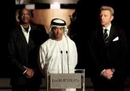 Hazza bin Zayed hails naming Arab Club Champions Cup 'Zayed Club Champions Cup'