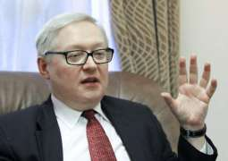 Russia's Ryabkov, on New Sanctions, Says US Has Nothing But Threats in Its Arsenal
