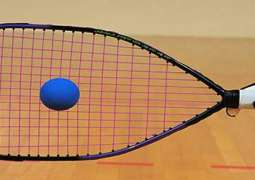 Seeded players move into quarter finals of National senior squash championship