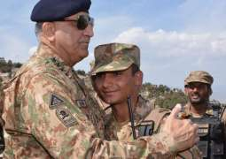 COAS visits NWD, gets briefing on security situation, border management