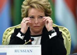Russian Upper House Speaker to Visit South Korea on October 4-6 - Russian Embassy in Seoul