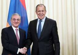 Russian, Armenian Foreign Ministers Discuss Bilateral Relations on UNGA Sidelines - Moscow