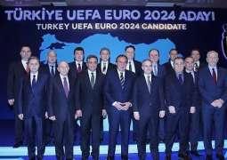 UEFA Announces Germany to Host Euro 2024