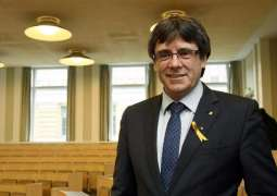 Puigdemont Says Conditions for His Return to Spain Still Not Created