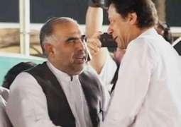 سپیکر قومی اسمبلی نے عمران خان اگے فواد چودھری دی شکایت لا دتی
