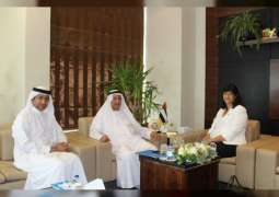 Fujairah Chamber discusses cooperation with Luxembourg
