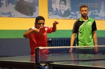 أخضر الناشئين يشارك في دولية صربيا لكرة الطاولة