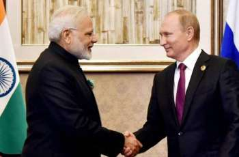 India Expects Russian Business Delegation During Putin's Visit to New Delhi - Minister