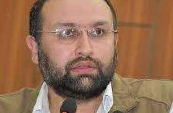 الدکتور ہشام انعام اللہ خان : تقوم الحکومة باجراء ات جدیدة في قسم الصحة