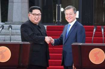 S Korean political parties divided over summit agreement