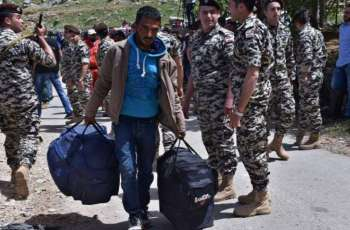Over 500 Refugees Return to Syria From Lebanon Over Past 24 Hours - Russian Military
