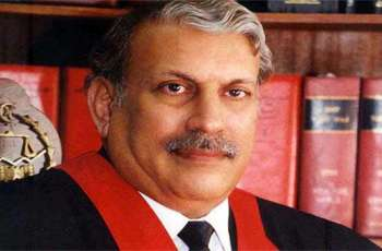 Justice (r) Mian Shakirullah Jan donates Rs. 2 lacs to dam fund