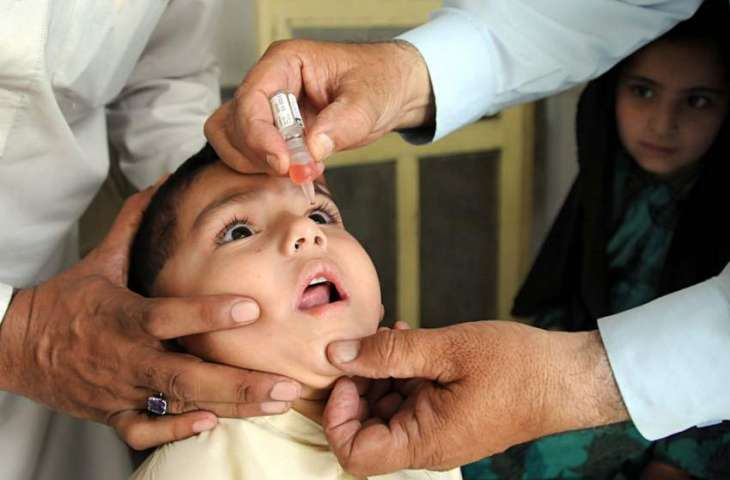 Polio drive inaugurated in Jhang