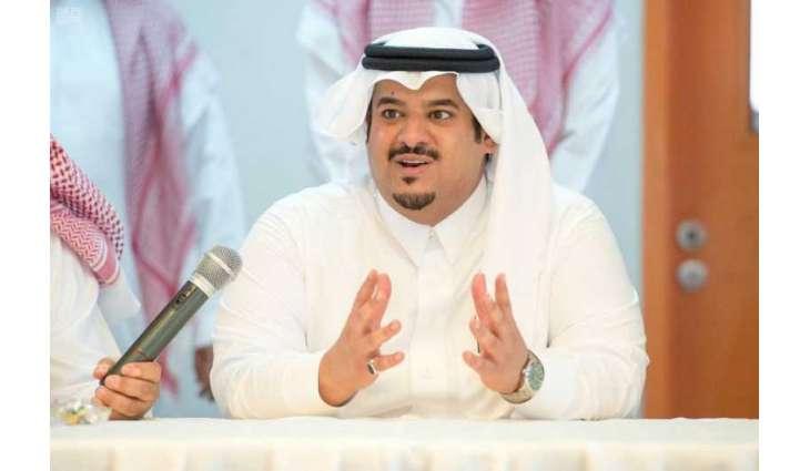 أمير منطقة الرياض بالنيابة يتفقد مدارس الرياض ... وأكثر من ...