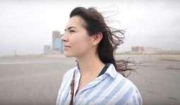 Eva Zubeck, known for PIA Kiki challenge, shows beautiful Karachi in recent vlog