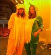Sania Mirza gets a Pyjama Party-themed baby shower