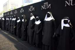 Divine opening for 'The Nun' at N. American box office