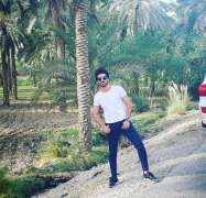 Imran Abbas is on a road trip from Karachi to Islamabad and living every bit of it!