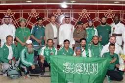 منتخب المملكة للرماية يصل الرياض بعد مشاركته في دورة الألعاب الآسيوية بجاكرتا وبطولة العالم في كوريا الجنوبية